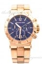 Michael Kors Chronograph Dylan Rose Gold-Tone Stainless Steel Bracelet Watch MK5410
