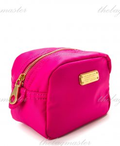 Marc Jacobs Nylon Cosmetic Pouch - Pink