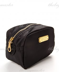 Marc Jacobs Nylon Cosmetic Pouch - Black