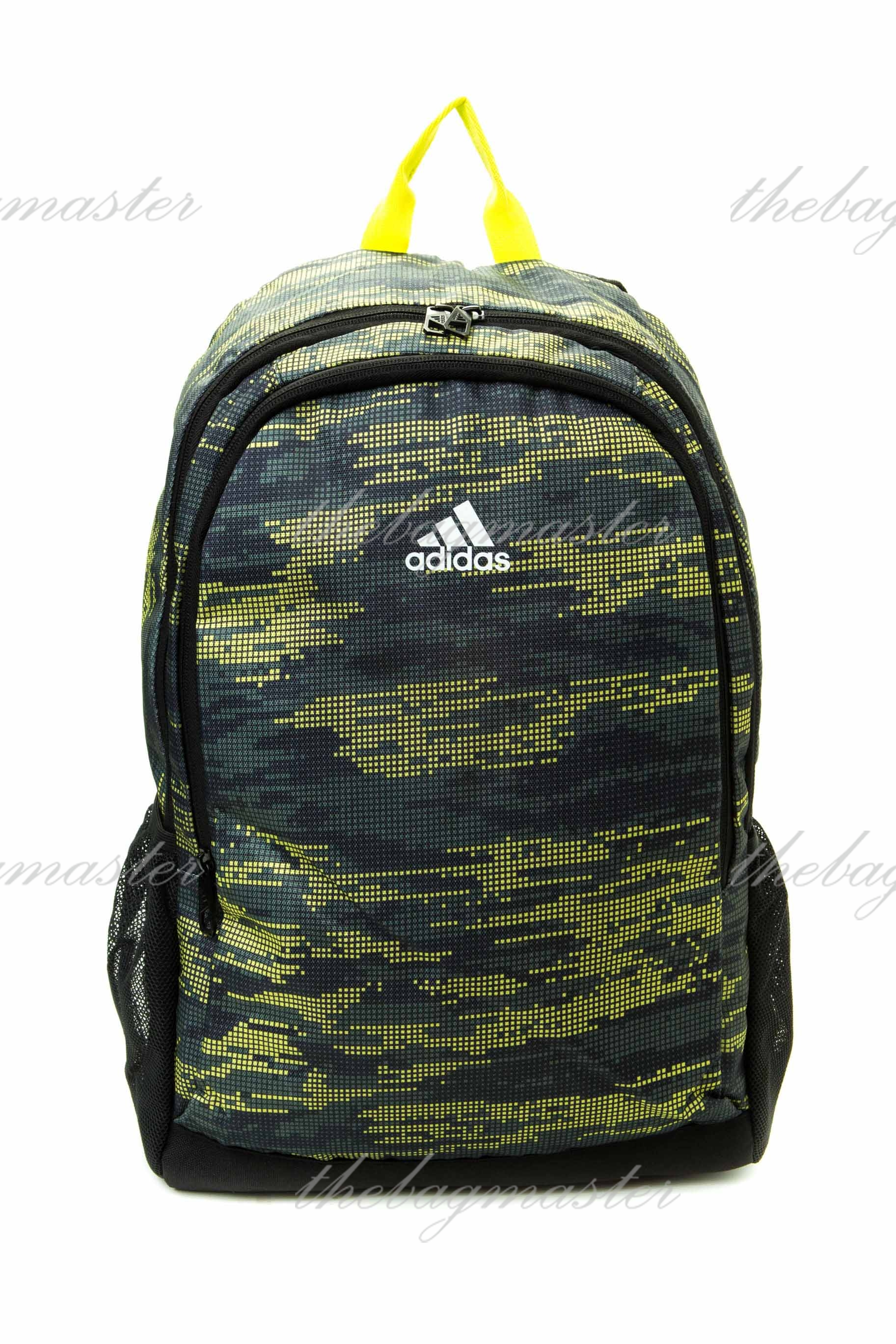 f1191211fc97 Adidas Americana BackPack - Yellow — The Lifestyle Store